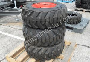 12-16.5 12ply Spare TYRE assembles for Racoon