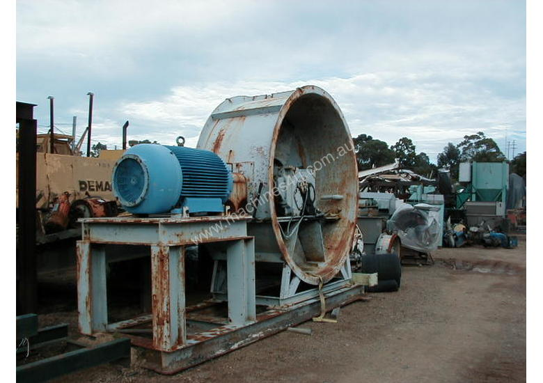 Used Axial Flow Fan (mine fan)