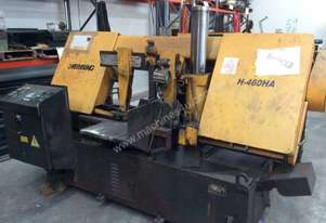 EVERISING USED H-460HA AUTO BAND SAW