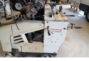 Husqvarna  Dimas concrete FLOOR SAW