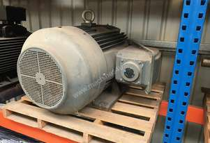 90 kw 120 hp 6 pole 415 v AC Electric Motor