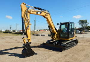 Caterpillar CAT 308E2CR Excavator