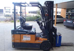 Toyota Electric Container Forklift