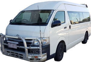 Toyota Hiace 12-seater Mini Bus, Call EMUS NQ