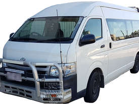 Toyota Hiace 12-seater Mini Bus - picture0' - Click to enlarge