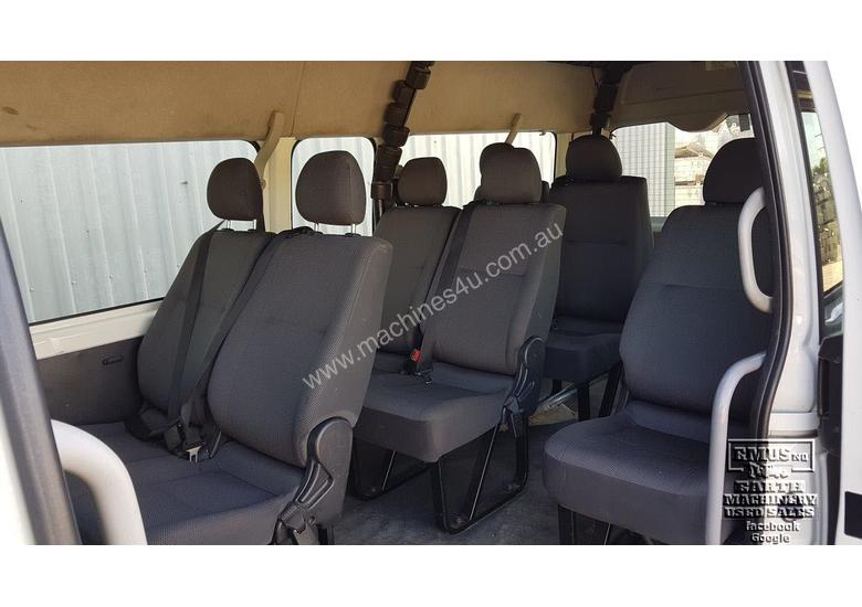 Toyota Hiace 12-seater Mini Bus