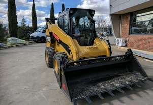 USED CAT 272D XHP SKID STEER LOADER
