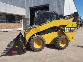 USED CAT 272D XHP SKID STEER LOADER - picture2' - Click to enlarge