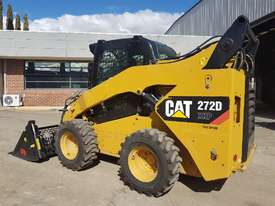 USED CAT 272D XHP SKID STEER LOADER - picture3' - Click to enlarge