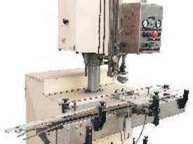 Single Head Automatic Screw Capper (with bowl feeder) - picture3' - Click to enlarge