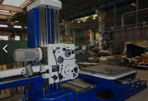 Horizontal boring machine _ W 100 A