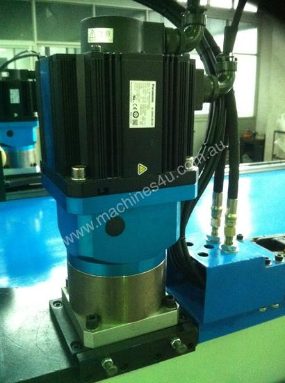159MM CAPACITY CNC2 MANDREL BENDER WITH 3D