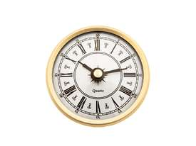 70mm Clock Insert with Roman Numerals - picture4' - Click to enlarge