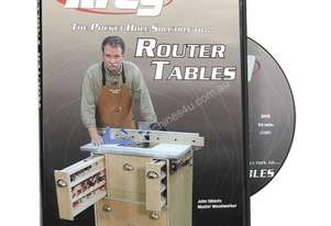 Kreg DVD - Making Router Tables