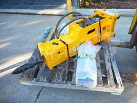 UBT43S Silence Hydraulic Hammer Rock Concrete Breaker ATTUBT - picture1' - Click to enlarge