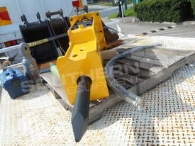 UBT43S Silence Hydraulic Hammer Rock Concrete Breaker ATTUBT - picture2' - Click to enlarge