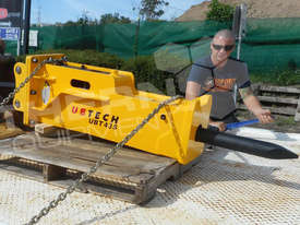 UBT43S Silence Hydraulic Hammer Rock Concrete Breaker ATTUBT - picture0' - Click to enlarge