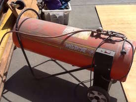 USED INDUSTRIAL AIR HEATER  - picture1' - Click to enlarge