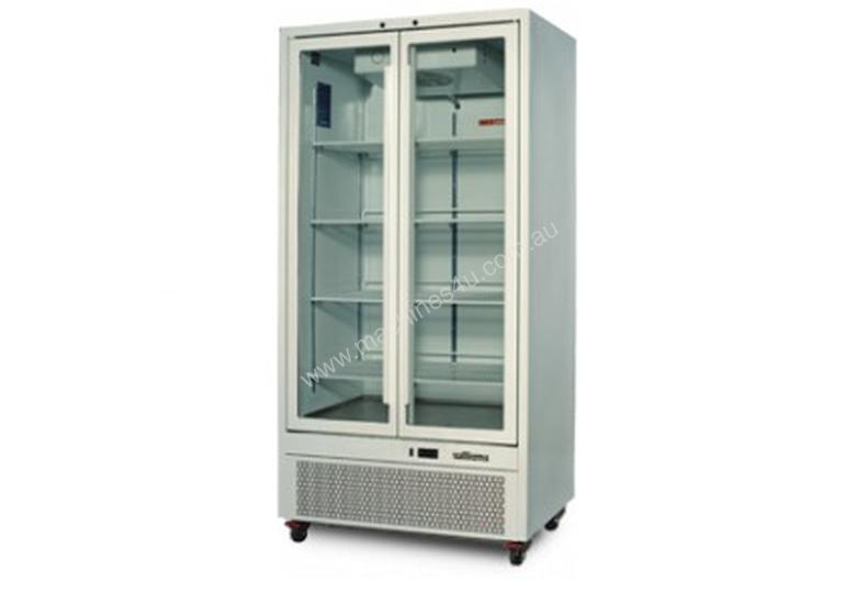 WILLIAMS Double Door Quartz Fridge HQ28GDSS