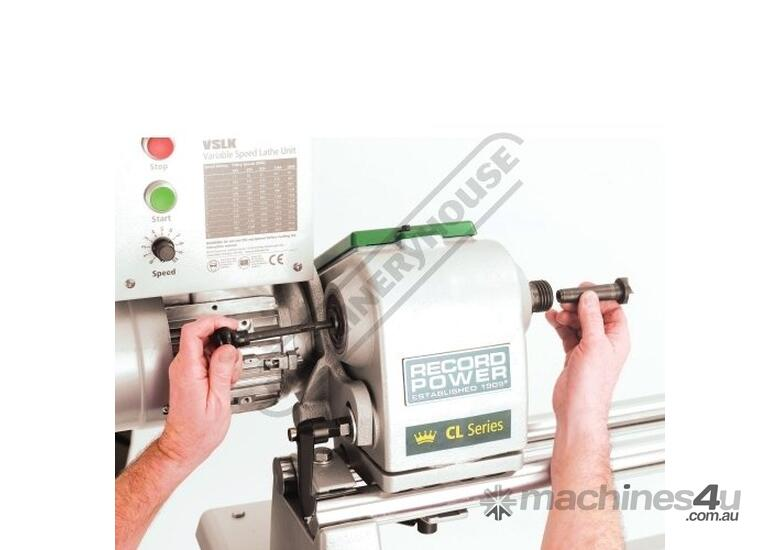CL4 Professional Electronic Variable Speed Lathe 305mm Swing x 610mm Between Centres
