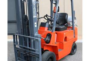 Nissan pj01a18u Counterbalance Forklifts - New and Used
