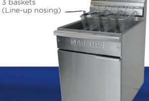 Goldstein 600MM Wide Single Pan Fryer