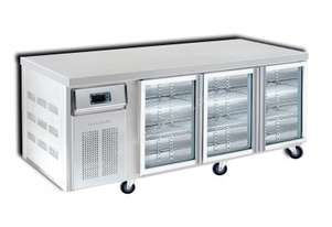 Semak BC2100-G 3 Door 2100 Bar Chiller