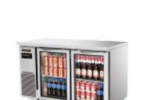 Skipio SGR12-2 Under Counter Refrigerator Two Glass Door