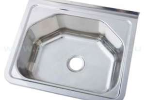 3MONKEEZ Wall Mounted Compact 11 Ltr Hand Basin HB11C