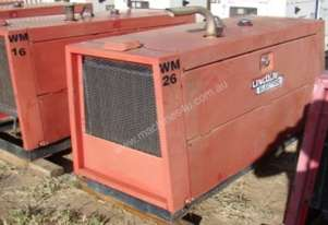 LINCON ELECTRIC DIESEL POWERED WELDER - LOT 79