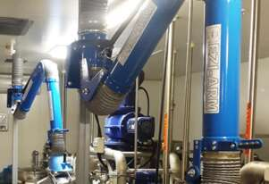 Ezi-Duct Ezi-Arm Fume Extraction Arm