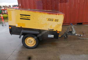 Atlas Copco XAS66 130cfm Air Compressor