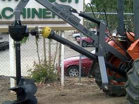 2018 FARMTECH FPD75 PD LINKAGE POST HOLE DIGGER + HYDRAULIC DOWNFORCE - picture0' - Click to enlarge