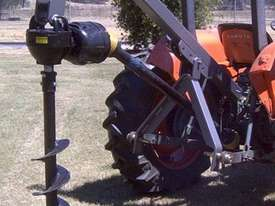 2018 FARMTECH FPD75 PD LINKAGE POST HOLE DIGGER + HYDRAULIC DOWNFORCE - picture1' - Click to enlarge