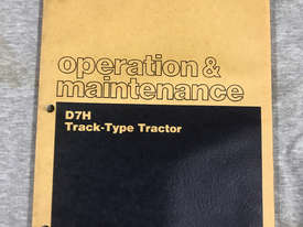 used caterpillar d7h earthmoving machinery manuals in bentley park rh machines4u com au Cat 420 Backhoe Cat D 6G