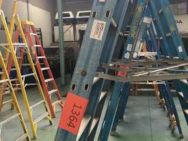 Bailey Step Ladder 3 Meter Fiberglass Industrial 9 Step - picture0' - Click to enlarge