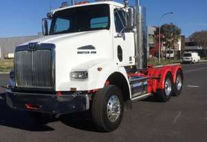 Western Star 5800SS Primemover Truck