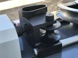 Huge 76mm Tube & Pipe Bender with 4 Sets Tooling & Hydraulic Clamping - picture3' - Click to enlarge