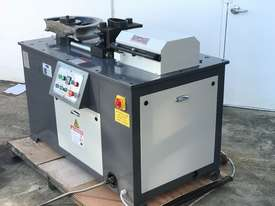Huge 76mm Tube & Pipe Bender with 4 Sets Tooling & Hydraulic Clamping - picture4' - Click to enlarge