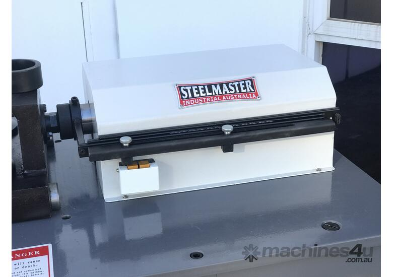Huge 76mm Tube & Pipe Bender with 4 Sets Tooling & Hydraulic Clamping