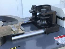 Huge 76mm Tube & Pipe Bender with 4 Sets Tooling & Hydraulic Clamping - picture15' - Click to enlarge