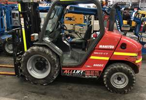 Manitou 2015   MH25-4T Buggie