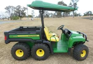 John Deere 6x4 Diesel Standard-Side by Side All Terrain Vehicle