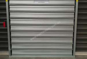 Ventilation shutter louver 220 VOLT shutter open and shut actuator