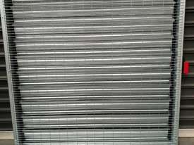 Ventilation shutter louver 240 VOLT shutter open and shut actuator FREE SHIPPING - picture0' - Click to enlarge