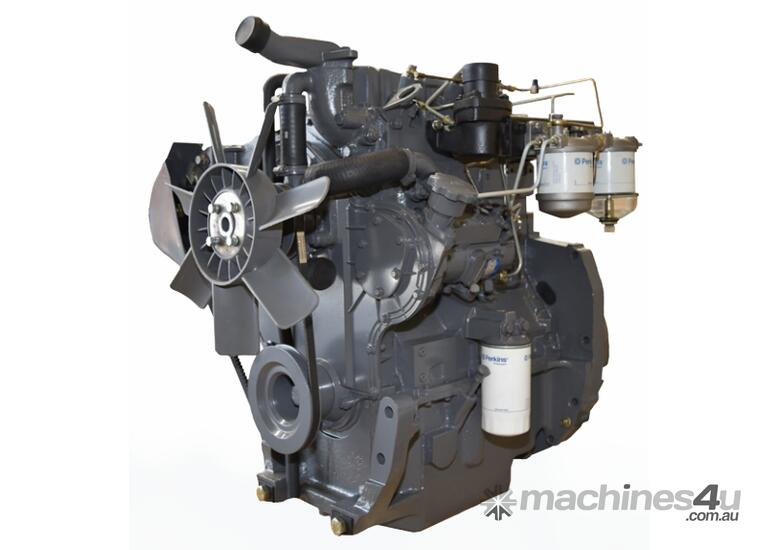 Complete Engine to replace Perkins AD3 152 inc Electrical Fuel Wheel