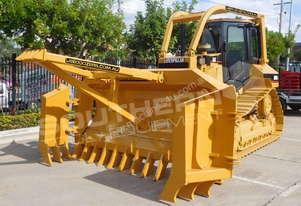 D5N XL Bulldozer Stick Rake & Tree Pusher DOZRAKE