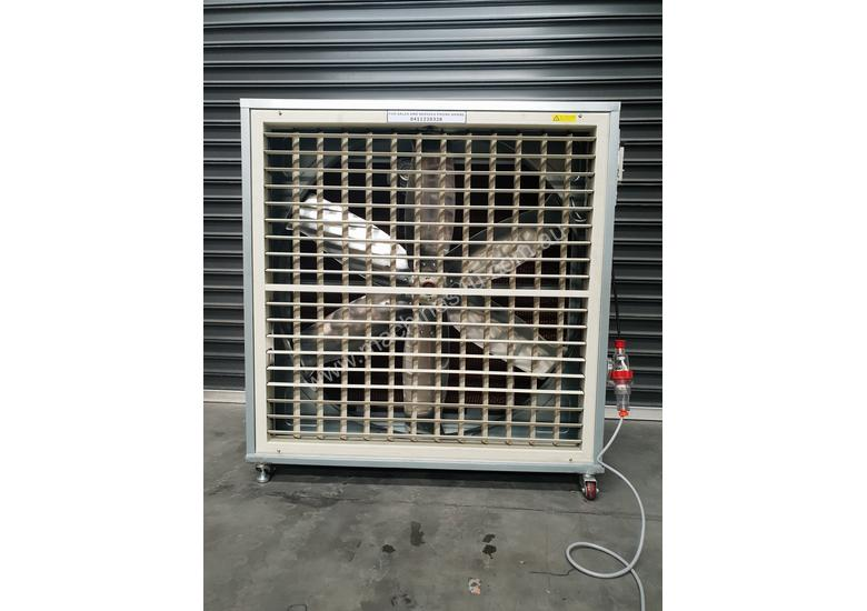 INDUSTRIAL 50 inch EVAPORATIVE 3 PHASE INVERTER SPEED CONTROLER COOLER