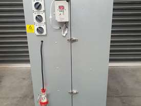 INDUSTRIAL  50 inch EVAPORATIVE 3 PHASE INVERTER SPEED CONTROLER COOLER - picture2' - Click to enlarge