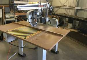 For Sale lightly used Radial Arm Saw